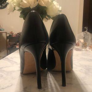 Zara Shoes - Zara Black Heels size 39/8.